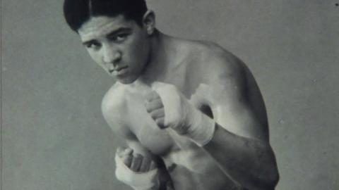 Sixty-four Day Hero: A Boxer's Tale