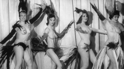 Soho Striptease Clubs