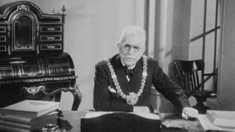 Lord Mayor's Speech