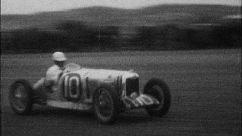 Motor Car Racing at Southport