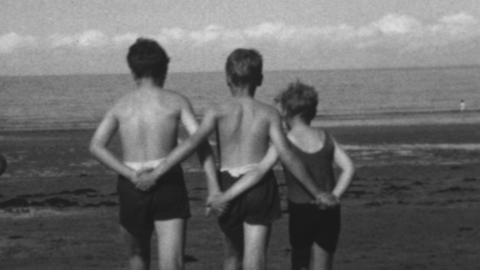 Healey Holiday in Nefyn - September 1929