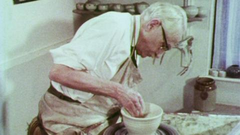 Father of British Studio Pottery