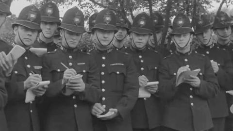 Policeman's Holiday