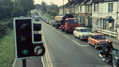 Bitterne Traffic Scheme