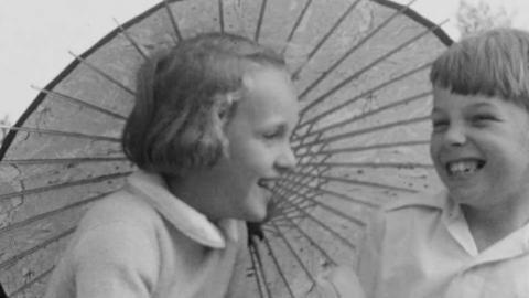 Birchington, August 1932  Purkiss Family Film No.4