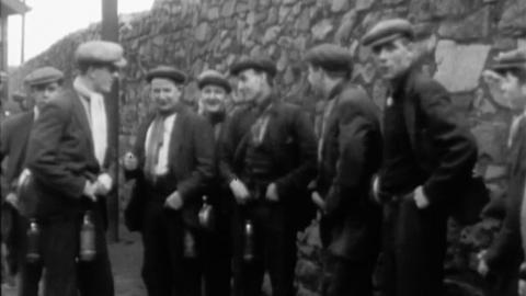 Tour of a British Coal Mine