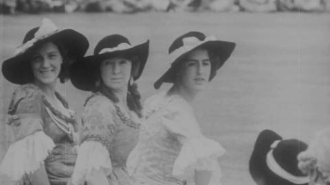 Sevenoaks Cricket Bicentenary Week July 16-21, 1934