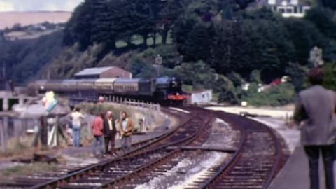 Steam Again in Devon