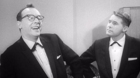 Morecambe and Wise - Be Wise Don't Drink and Drive