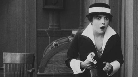 The Marvellous Mabel Normand: The Leading Lady of Film Comedy