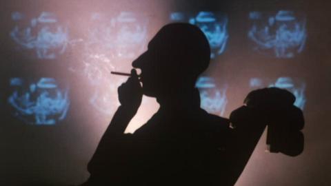 Natural Born Smoker