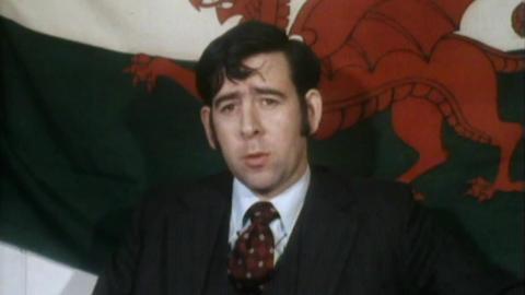 Plaid Cymru Election Broadcast 1974