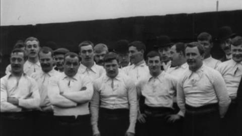 Hunslet v Leeds (1901)