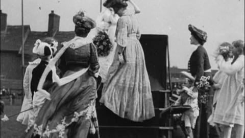 Hunslet Carnival and Gala (1904)