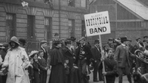 Carnival Processions in Birkenhead (1902)