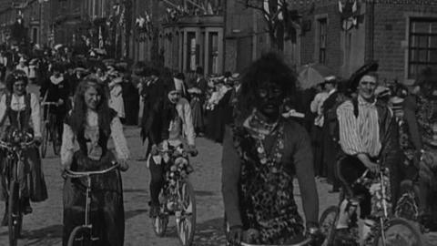 Coronation Festivities at Accrington (1902)