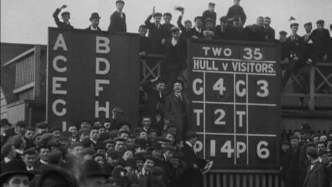 Hull F.C. v Hull Kingston Rovers (1902)