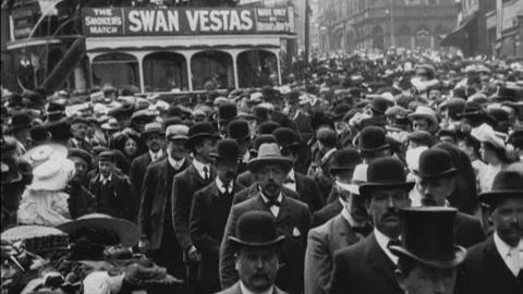 Halifax Catholic Procession (c.1905)