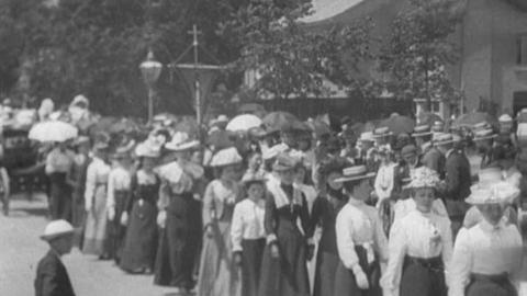 Lytham Club Day Carnival (1902)