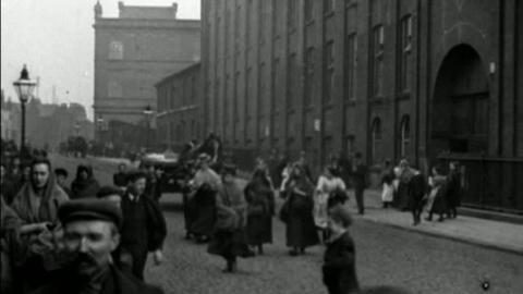 Howarth's Egerton Mill, Ordsall Lane, Salford (1900)