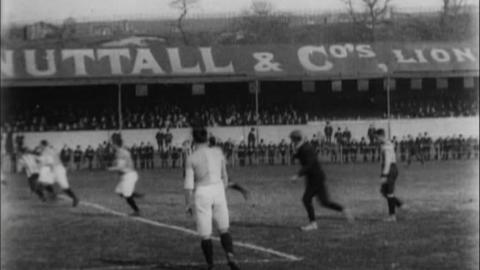 Blackburn Rovers v Sheffield United (1907)