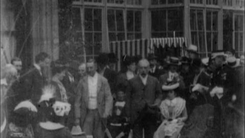 Joseph Chamberlain at Home (1902)