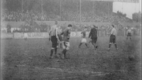 Sunderland v Middlesbrough (1904)
