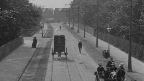 Lytham Trams and Views Along the Route (1903)