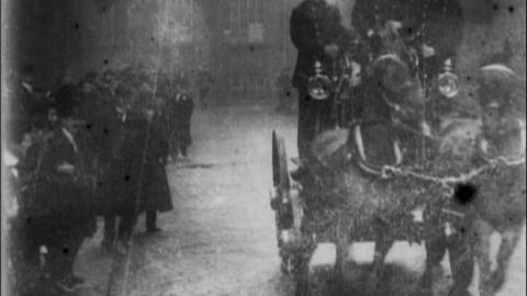Turn Out of the Rochdale Fire Brigade (1901)