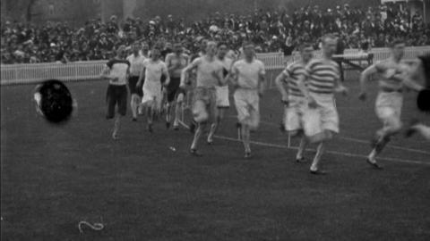 Champion Athletes at Birmingham (1902)