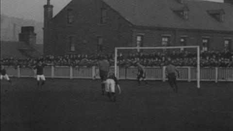 Bradford City v Gainsborough Trinity (1903)