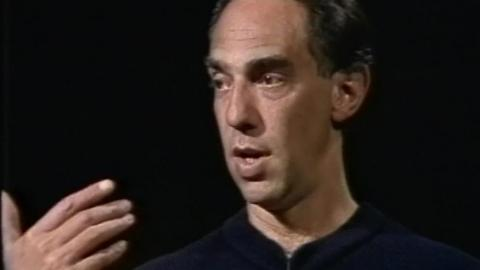 Derek Jarman in Conversation with Simon Field