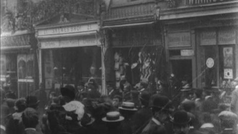 Lord Methuen's Visit To Bristol (1902)