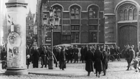 Ostend in War-Time