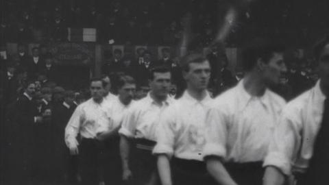 England v Ireland at Manchester (1905)
