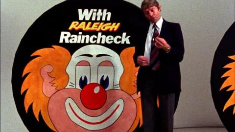 Raleigh 'Raincheck' Advert
