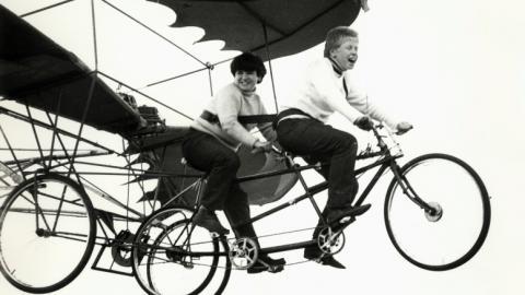 The Sky-Bike