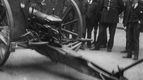 German Gun in London