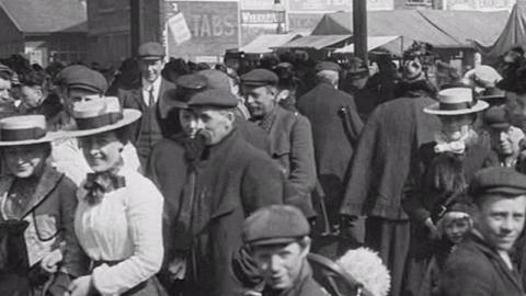 Preston Monday Market (1906)