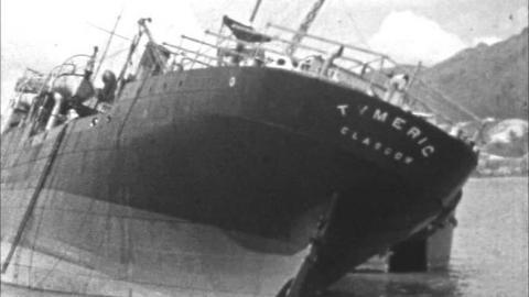 Typhoon Hong Kong September 1937