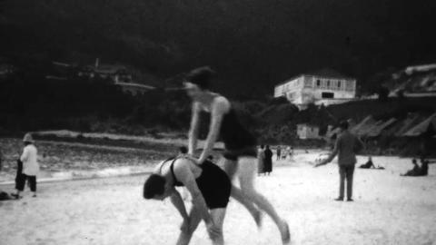 Scenes in 1920s Hong Kong