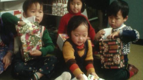 Vietnamese Children Refugees
