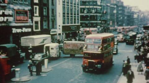 Central London Traffic