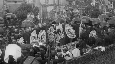 Funeral at the Front
