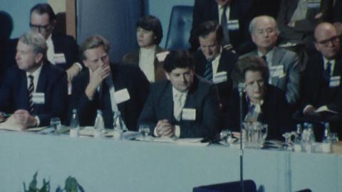 Conservative Conference - Joe Ashton