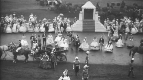 Birmingham Centenary Pageant 1938