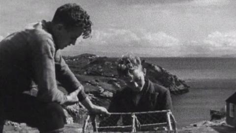 They Are Forsaken: A Tale of an Island of the Hebrides