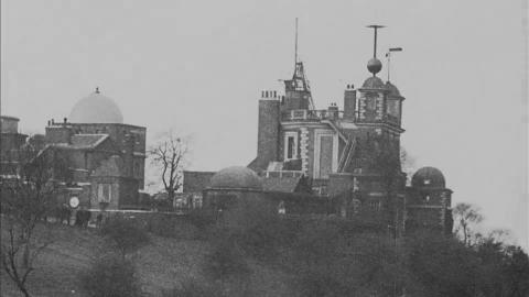 Greenwich Clock and Observatory