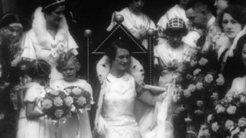 Macclesfield Hails Britain's Silk Queen