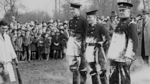 Harrow Events - C.1927 - Osborne Personal Film